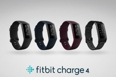 Fitbit Cost Four evaluation: GPS, Fitbit Pay, and Energetic Zone Minutes make this Fitbit's greatest band ever