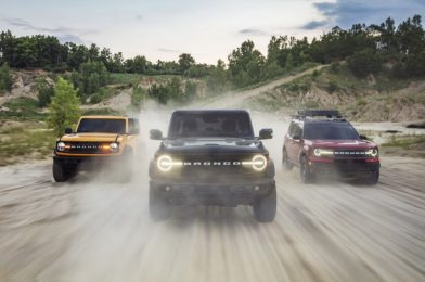 Ford brings again the Bronco SUV with a dizzying array of choices