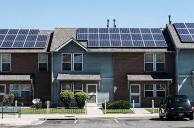 change US housing to hit Paris Settlement objectives