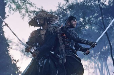 In 'Ghost of Tsushima,' Sony saves PS4's finest for final