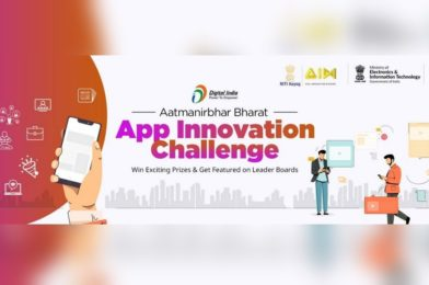 PM Modi Launches 'Aatmanirbhar Bharat App Innovation Problem'