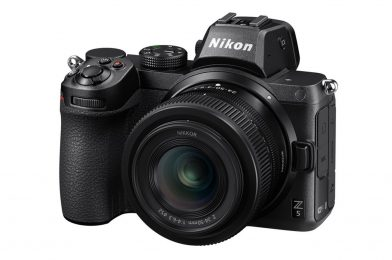 The Nikon Z5 is an entry-level full-frame mirrorless digital camera for $1,399