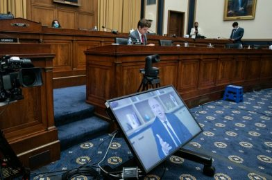 """It is a very harmful scenario"": Massive Tech's day on the Hill"