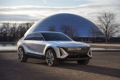 Cadillac reveals the Lyriq, its new long-range electrical SUV