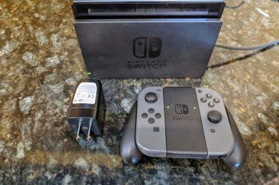 Genki Covert is a $75 ultra-portable dock for Nintendo Change