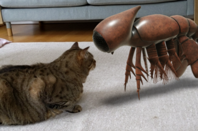Google AR app helps you to place prehistoric creatures, Apollo 11 in your room