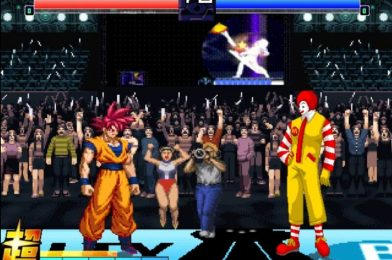 How the MUGEN group constructed the final word combating recreation crossover