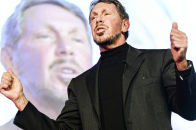 Larry Ellison, one of many world's richest individuals, asks for a second likelihood at charity
