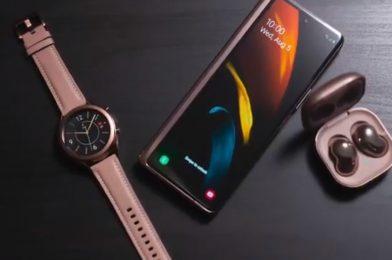 Final-minute video leak spoils total Samsung Unpacked lineup