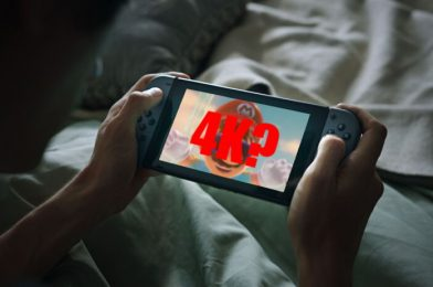 "Experiences: ""4K"" Nintendo Change revision slated for 2021 launch"