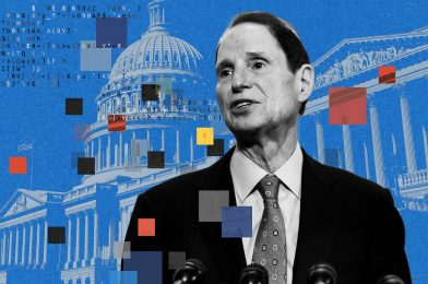 Sen. Ron Wyden helped create the Massive Tech trade. Now he desires to carry it accountable.