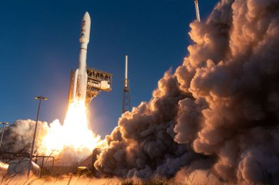 The ultimate launch to Mars for the following two years appeared fairly epic