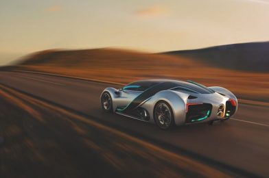 The Hyperion XP-1 hypercar needs to offer hydrogen a halo impact
