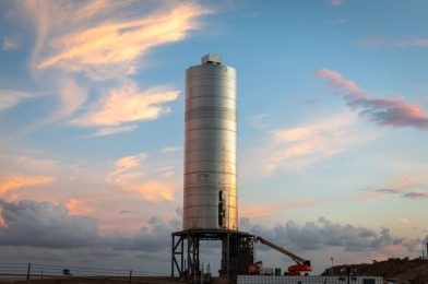 Right this moment will be the day SpaceX's Starship prototype takes flight