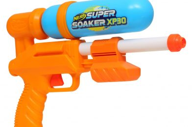 Two of Hasbro's remastered Tremendous Soakers are being recalled