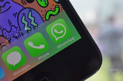 WhatsApp engaged on a number of machine help with chat sync