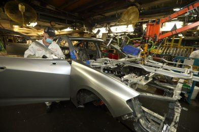 Acura builds a stiffer chassis and sharper creases into the brand new TLX