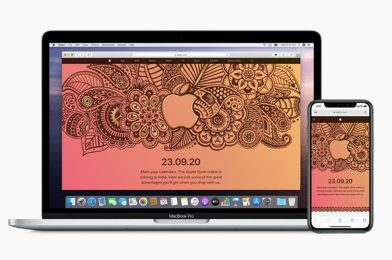 Apple will launch its on-line retailer in India on September 23rd