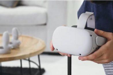 Fb leak reveals Oculus Quest 2 as a 4K standalone VR headset