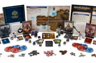 Gloomhaven: Jaws of the Lion makes the megahit extra accessible