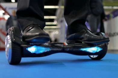 Hoverboarding dentist will get 12 years in jail for fraud, illegal dental acts