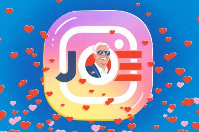 Contained in the Biden marketing campaign's stunning influencer technique