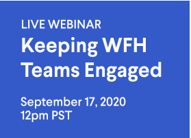 Retaining WFH Groups Engaged — Reside Webinar
