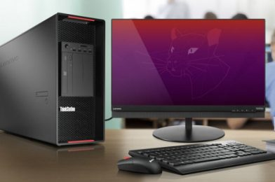 Lenovo begins promoting OEM Ubuntu PCs to most of the people