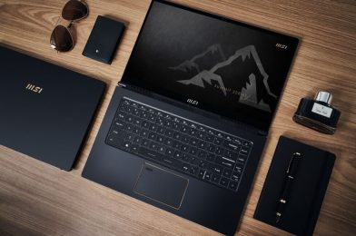MSI buttons up, launches Summit enterprise laptops with Tiger Lake