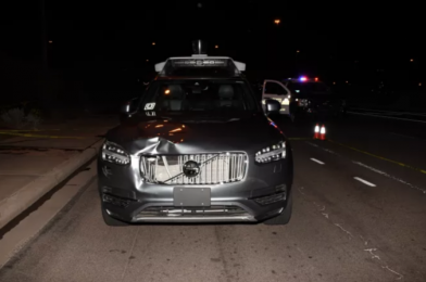Security driver in 2018 Uber crash is charged with negligent murder