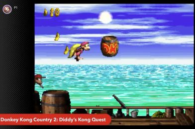 The following Nintendo Change On-line video games embrace Donkey Kong Nation 2