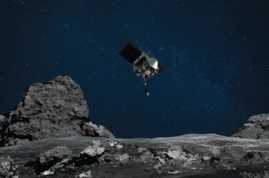 A NASA spacecraft is poised to snag the most important pattern of rocks from an asteroid ever