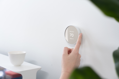 Google's Nest thermostat will get a redesign and a bunch of recent options