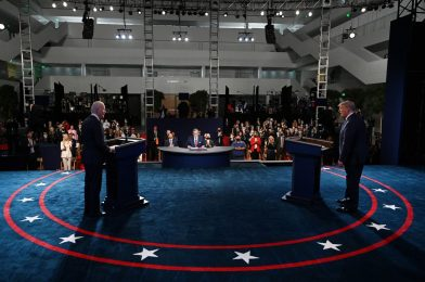 Tips on how to watch the ultimate presidential debate of 2020