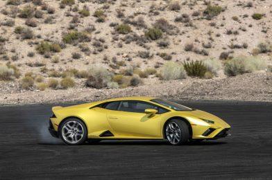 Lamborghini's Huracán Evo RWD is made for optimum enjoyable, not lap instances