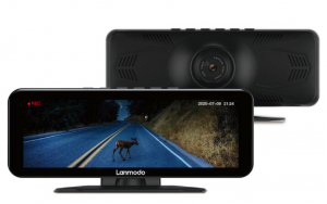 Lanmodo Huge Professional: Night time Imaginative and prescient System Built-in with DashCam, Safely Driving Together with You
