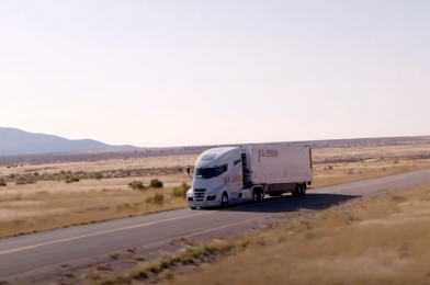Nikola points copyright takedowns towards critics who use rolling-truck clip