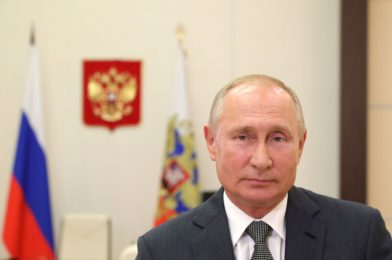Putin touts second doubtful approval of an unproven COVID-19 vaccine