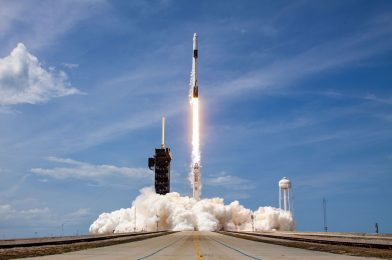 SpaceX is changing two engines on its Falcon 9 rocket forward of subsequent crewed mission
