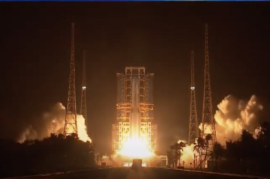 A profitable liftoff for China's most formidable Moon mission to this point