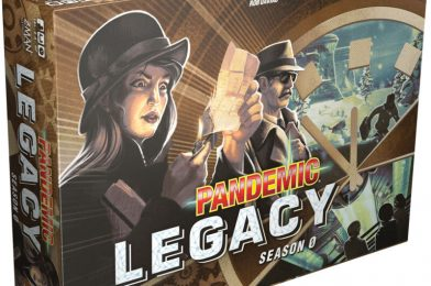 One hell of a send-off: Pandemic Legacy: Season zero wraps a classy board recreation collection