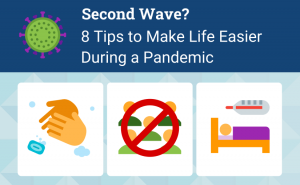 Second Wave? eight Tricks to Make Life Simpler Throughout a Pandemic