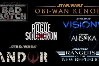 Disney+ drops Andor teaser, publicizes gazillion different Star Wars tasks