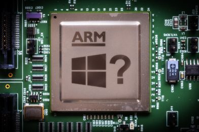Microsoft could also be growing its personal, in-house ARM CPU designs