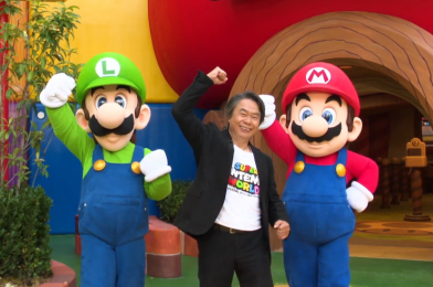 Miyamoto leads followers by means of Tremendous Nintendo World—and it appears to be like unimaginable