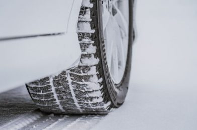 These tires work higher in snow due to 3D printing