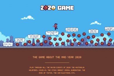2020 Sport is a surprisingly enjoyable facet scroller about an terrible yr