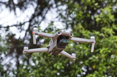 DJI is now promoting a guaranty to exchange your drone if it flies away