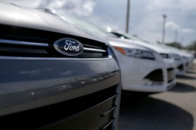 Ford will idle its Kentucky plant this week amid semiconductor scarcity
