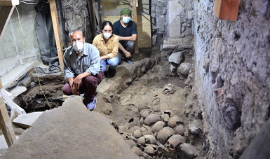 """Mexico Metropolis's """"tower of skulls"""" may inform us about pre-Columbian life"""